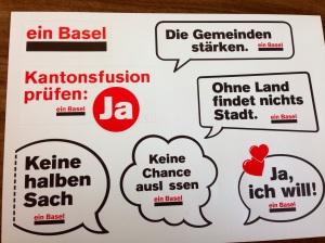 Logo Verein für die Kantonsfusion beider Basel