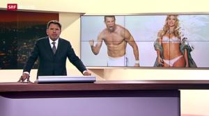 Stephan Klapproth in der Sendung 10vor10